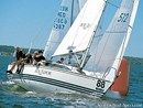 X-Yachts X-99 sailing Picture extracted from the commercial documentation © X-Yachts