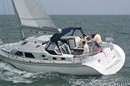 Catalina Yachts Catalina Morgan 440 sailing Picture extracted from the commercial documentation © Catalina Yachts