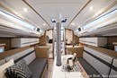 Elan Yachts Elan E3 interior and accommodations Picture extracted from the commercial documentation © Elan Yachts