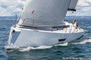 Elan Yachts Elan E5  Image issue de la documentation commerciale © Elan Yachts