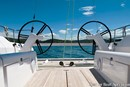 Elan Yachts <b>Elan E5</b> cockpitImage issue de la documentation commerciale © Elan Yachts