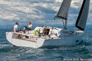 Elan Yachts Elan E5 sailing Picture extracted from the commercial documentation © Elan Yachts