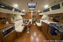 Marlow Hunter 31 interior and accommodations Picture extracted from the commercial documentation © Marlow Hunter