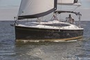 Marlow Hunter 37 en navigation Image issue de la documentation commerciale © Marlow Hunter