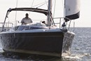 Marlow Hunter 37 sailing Picture extracted from the commercial documentation © Marlow Hunter