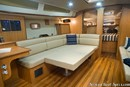 Marlow Hunter 42 SS interior and accommodations Picture extracted from the commercial documentation © Marlow Hunter