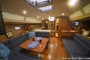 Marlow Hunter 40 interior and accommodations Picture extracted from the commercial documentation © Marlow Hunter