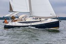 Marlow Hunter 40 en navigation Image issue de la documentation commerciale © Marlow Hunter