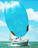 Jeanneau Aquila sailing Picture extracted from the commercial documentation © Jeanneau
