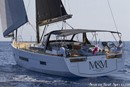 Dufour 63 Exclusive sailing Picture extracted from the commercial documentation © Dufour