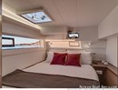 Lagoon 40 interior and accommodations Picture extracted from the commercial documentation © Lagoon