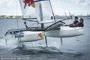 Nacra 17 Foiling  Picture extracted from the commercial documentation © Nacra