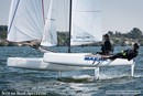 Nacra 17 Foiling sailing Picture extracted from the commercial documentation © Nacra