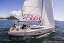 AD Boats Salona 380  Image issue de la documentation commerciale © AD Boats