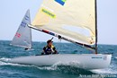 Devoti Sailing Finn  Image issue de la documentation commerciale © Devoti Sailing