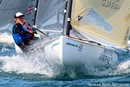 Devoti Sailing Finn sailing Picture extracted from the commercial documentation © Devoti Sailing