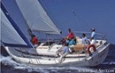 Bénéteau Idylle 13.50 sailing Picture extracted from the commercial documentation © Bénéteau