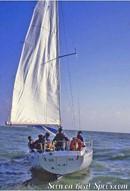 Bénéteau Idylle 15.50 sailing Picture extracted from the commercial documentation © Bénéteau
