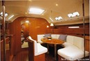 Bénéteau First 42s7 interior and accommodations Picture extracted from the commercial documentation © Bénéteau