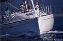 Bénéteau First 42s7 sailing Picture extracted from the commercial documentation © Bénéteau