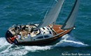 Discovery Yachts Group Southerly 430  Image issue de la documentation commerciale © Discovery Yachts Group