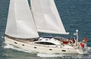 Discovery Yachts Group Southerly 590 en navigation Image issue de la documentation commerciale © Discovery Yachts Group