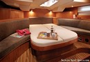Northshore Southerly 42 RST intérieur et aménagements Image issue de la documentation commerciale © Northshore