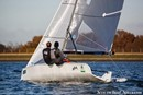 Ovington Boats VX One sailing Picture extracted from the commercial documentation © Ovington Boats