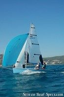 RS Sailing RS Venture sailing Picture extracted from the commercial documentation © RS Sailing
