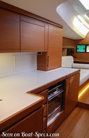 Ice Yachts Ice 62 interior and accommodations Picture extracted from the commercial documentation © Ice Yachts