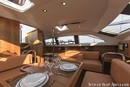 Wauquiez Pilot Saloon 48 interior and accommodations Picture extracted from the commercial documentation © Wauquiez