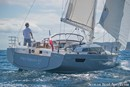 Wauquiez Pilot Saloon 42 en navigation Image issue de la documentation commerciale © Wauquiez