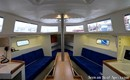 IDB Marine <b>Mojito 1088</b> interior and accommodationsPicture extracted from the commercial documentation © IDB Marine