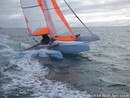 Astus Boats <b>Astus 16.5</b> sailingPicture extracted from the commercial documentation © Astus Boats