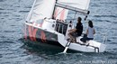 Bénéteau First 24 - 2018 sailing Picture extracted from the commercial documentation © Bénéteau