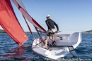 Seascape 14 sailing Picture extracted from the commercial documentation © Seascape
