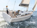 Hanse 348 sailing Picture extracted from the commercial documentation © Hanse