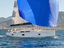 Hanse 508  Image issue de la documentation commerciale © Hanse