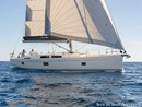 Hanse 508 sailing Picture extracted from the commercial documentation © Hanse