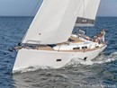 Hanse 458  Image issue de la documentation commerciale © Hanse