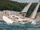 Hanse 458 en navigation Image issue de la documentation commerciale © Hanse