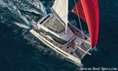 Fountaine Pajot Alegria 67 en navigation Image issue de la documentation commerciale © Fountaine Pajot