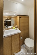 Sunbeam Yachts Sunbeam 46.1 interior and accommodations Picture extracted from the commercial documentation © Sunbeam Yachts