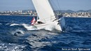 Sunbeam Yachts <b>Sunbeam 46.1</b> sailingPicture extracted from the commercial documentation © Sunbeam Yachts