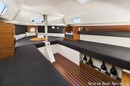 Sunbeam Yachts Sunbeam 22.1 interior and accommodations Picture extracted from the commercial documentation © Sunbeam Yachts