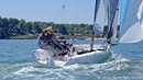 RS Sailing RS 21 en navigation Image issue de la documentation commerciale © RS Sailing