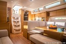 X-Yachts X4<sup>6</sup> interior and accommodations Picture extracted from the commercial documentation © X-Yachts