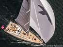 X-Yachts X4<sup>6</sup> sailing Picture extracted from the commercial documentation © X-Yachts