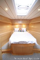 Hallberg-Rassy 57 interior and accommodations Picture extracted from the commercial documentation © Hallberg-Rassy