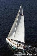X-Yachts X-46  Picture extracted from the commercial documentation © X-Yachts